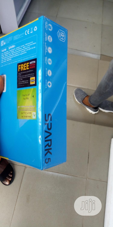 New Tecno Spark 5 32 GB   Mobile Phones for sale in Ikeja, Lagos State, Nigeria
