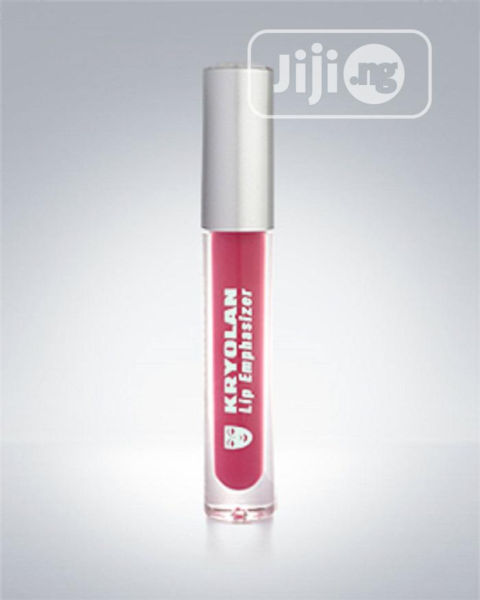 Kryolan - Lip Emphasizer - Lip Gloss 4ML - ART-5218