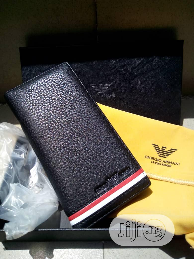 Georgeo Armani Wallet Available