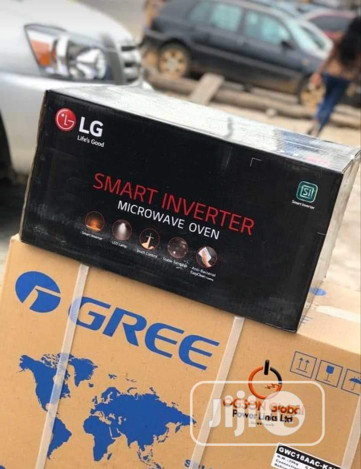 LG Inverter Microwave Oven Simply The Best