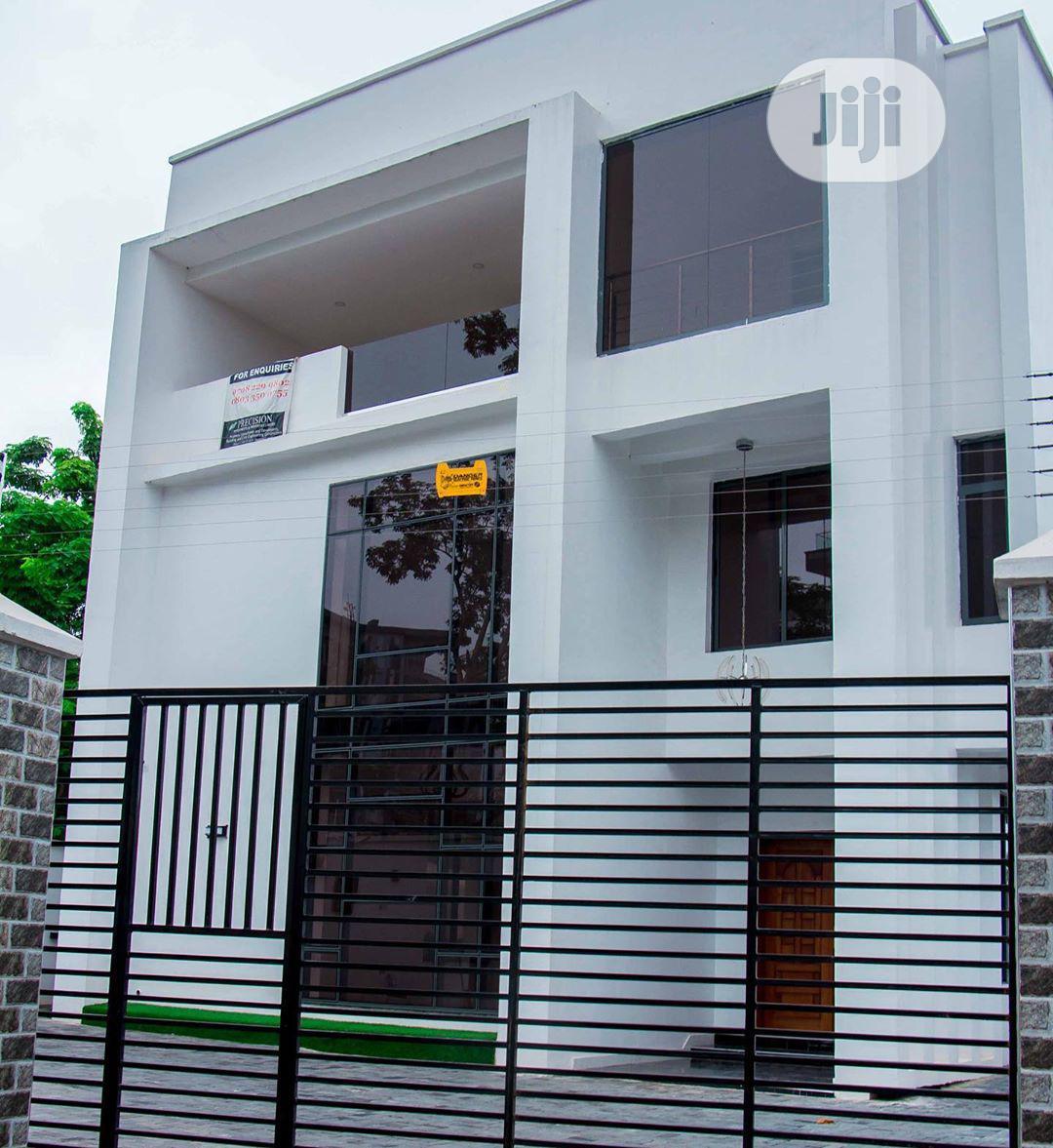 5 Bedroom Duplex In Lagos
