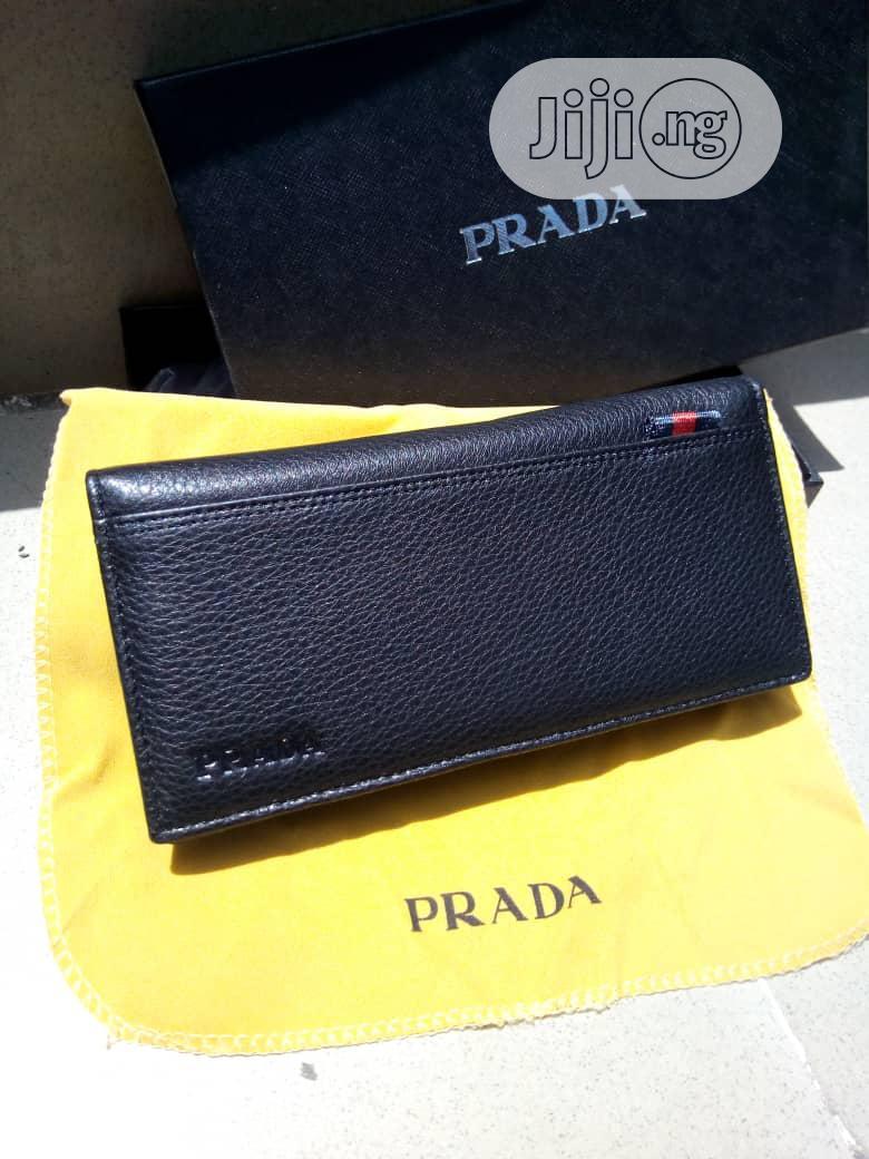 Trending Prada Wallet