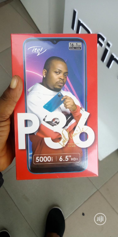 New Itel P36 16 GB