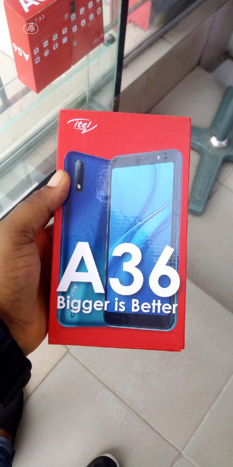 Archive: New Itel A36 16GB