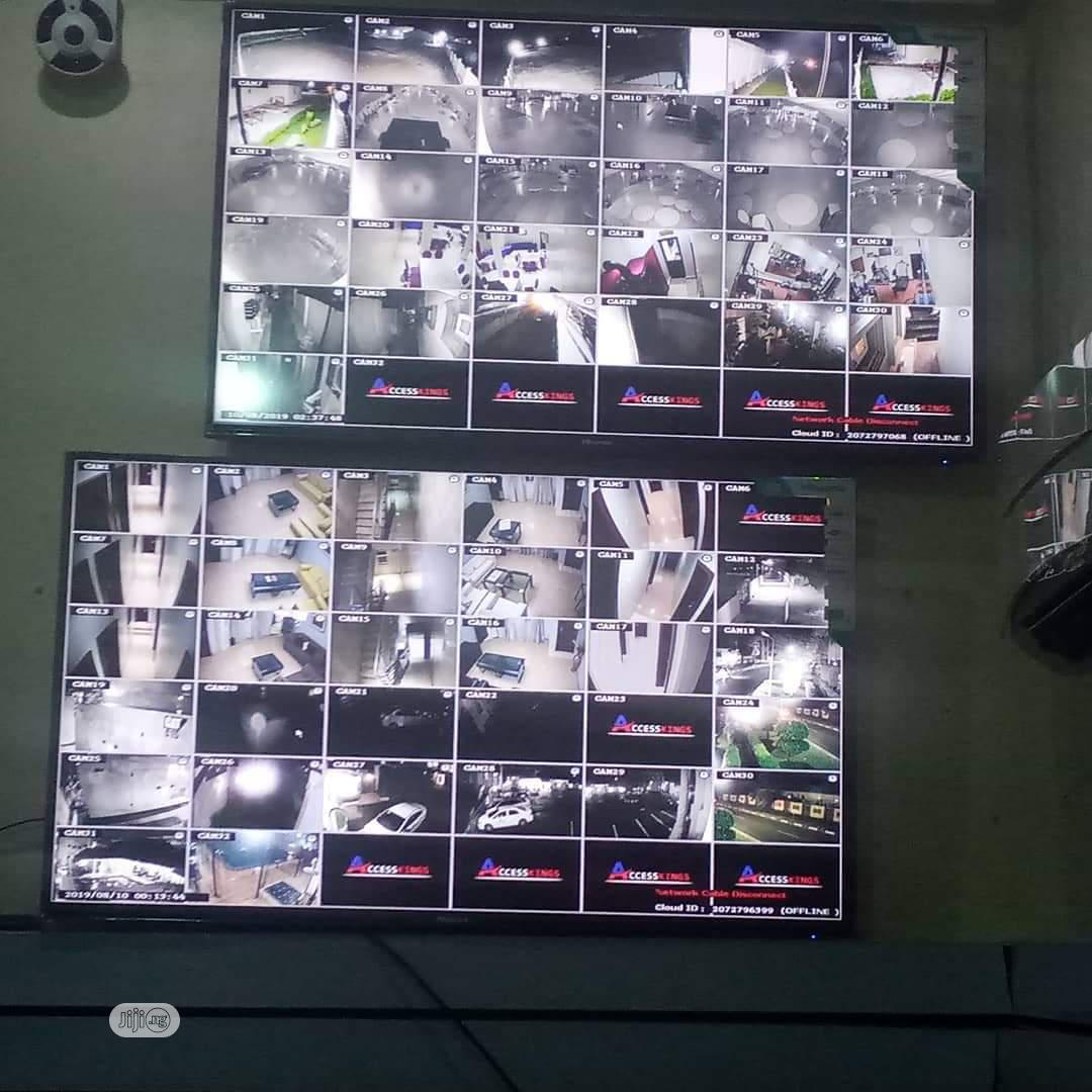 CCTV Camera Installation | Building & Trades Services for sale in Awka, Anambra State, Nigeria