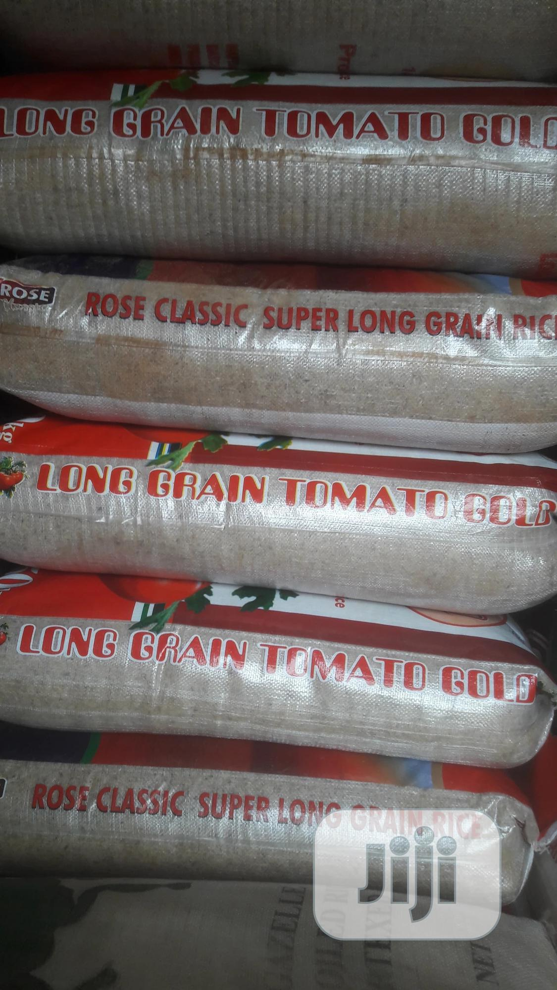 Tomato Gold Stone Free Rice | Meals & Drinks for sale in Ikorodu, Lagos State, Nigeria