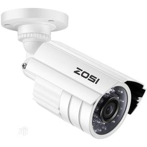 ZOSI Indoor/Outdoor Security Waterproof CCTV Surveillance Ca | Security & Surveillance for sale in Lagos State, Ikeja