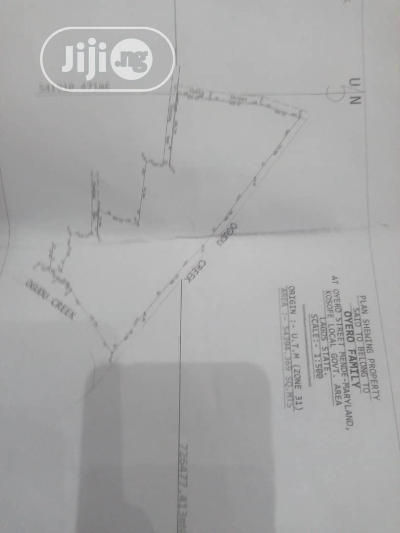 Maryland Brooks, Mende-maryland, Ikeja-lagos Selling | Land & Plots For Sale for sale in Maryland, Lagos State, Nigeria