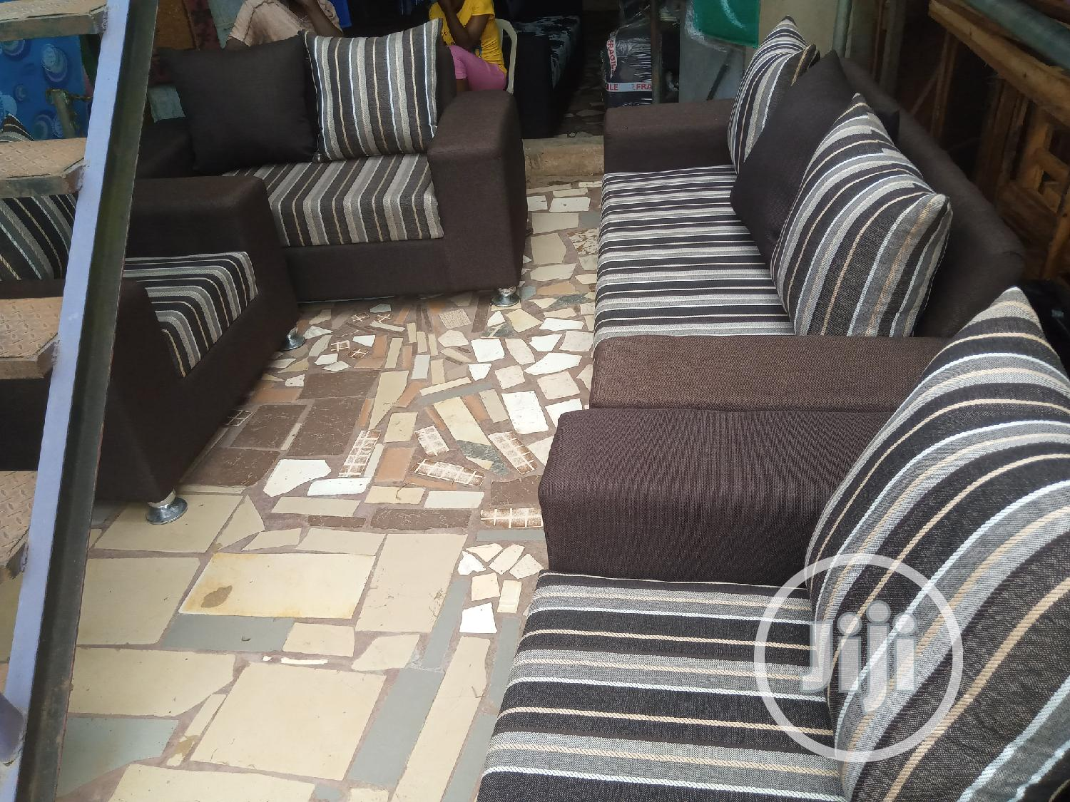 Fabric Sofas Chair | Furniture for sale in Ikeja, Lagos State, Nigeria