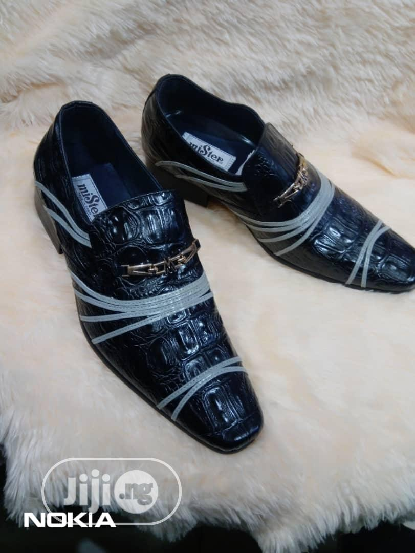 Quality Mens Mister Spain Confirm Leather Shoes