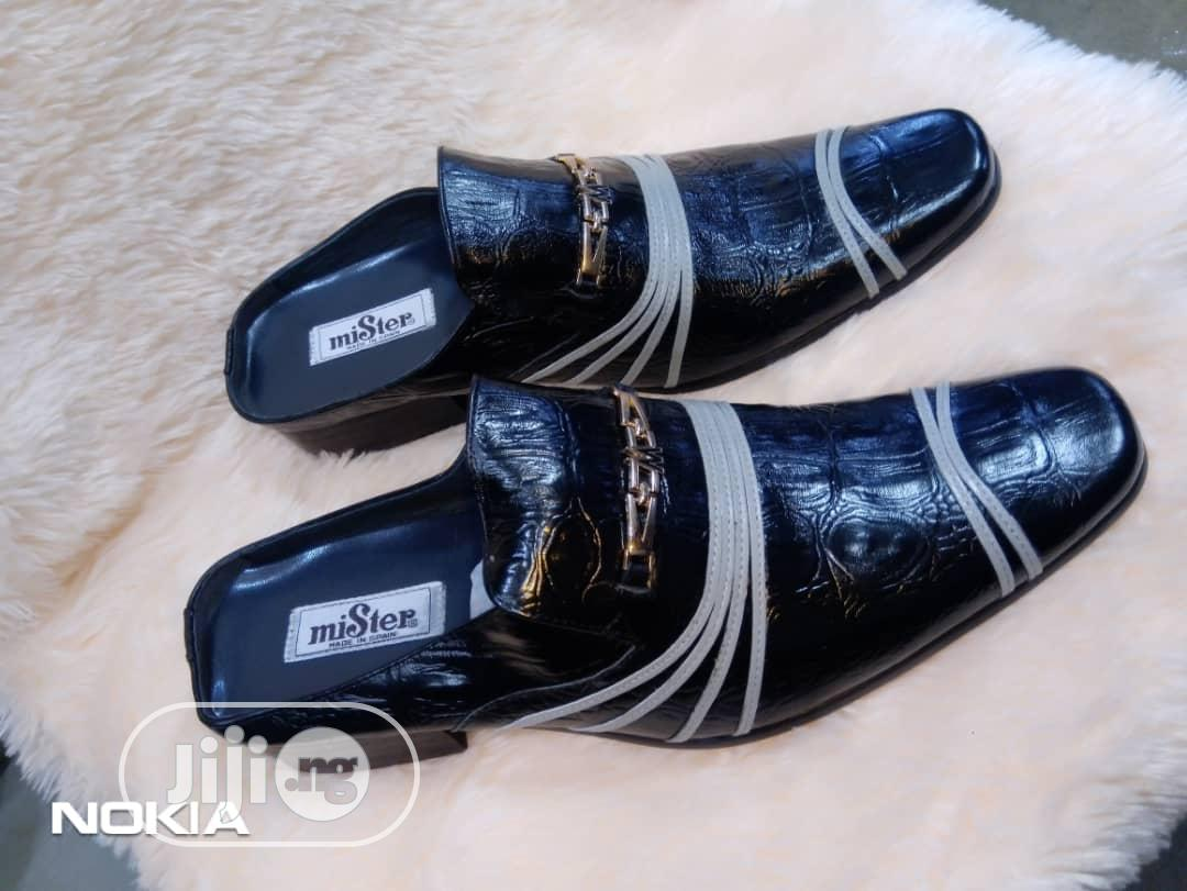 Quality Mens Mister Spain Confirm Leather Shoes   Shoes for sale in Lagos Island (Eko), Lagos State, Nigeria