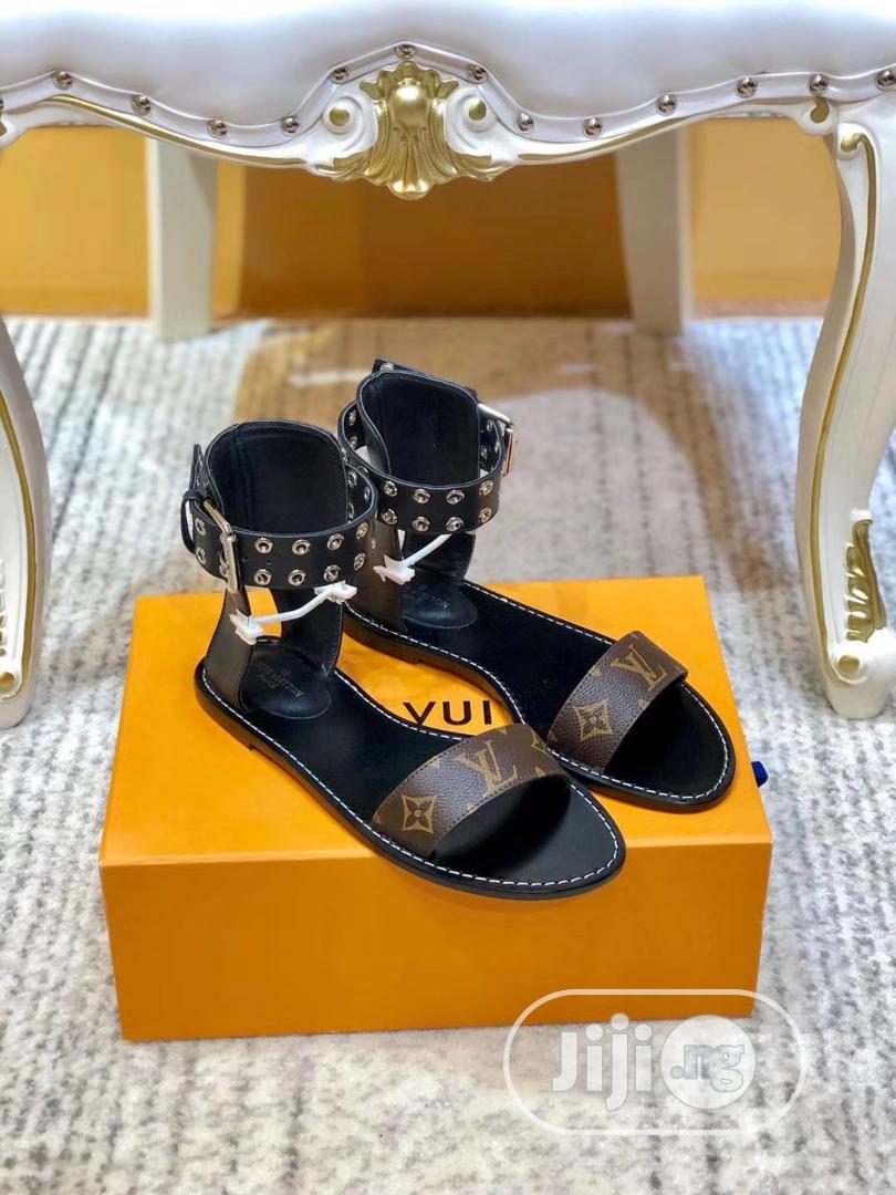 Louis Vuitton Female Sandals