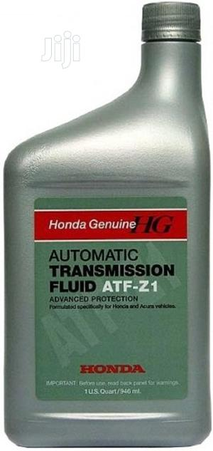 Honda Automatic Transmission Fluid - ATF-Z1 1 Litre | Vehicle Parts & Accessories for sale in Lagos State, Lekki