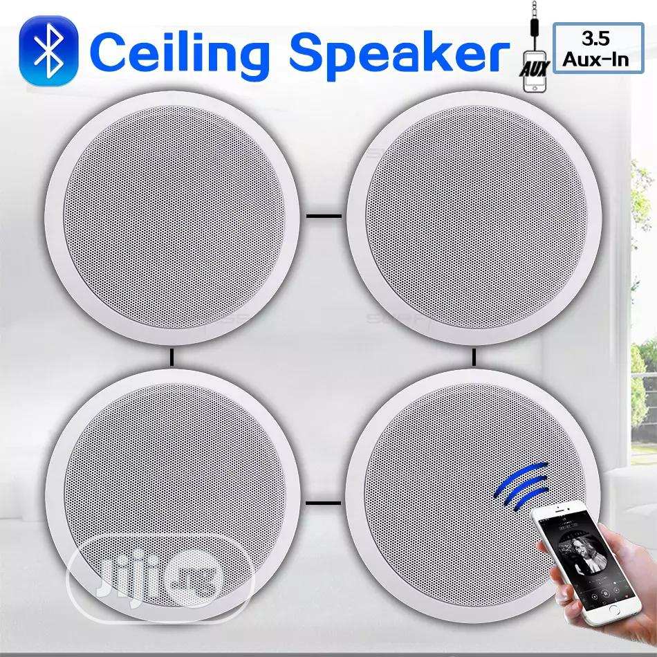 Bluetooth 4 In 1 Ceiling Speaker With Loud Sound Production