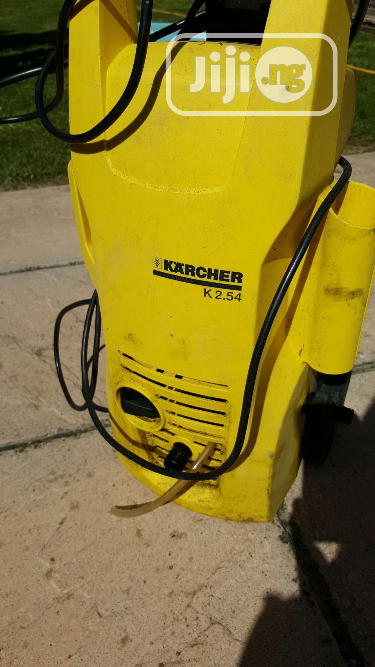 Karcher K2.54 High Pressure Washer For Domestic Uses | Garden for sale in Ikeja, Lagos State, Nigeria