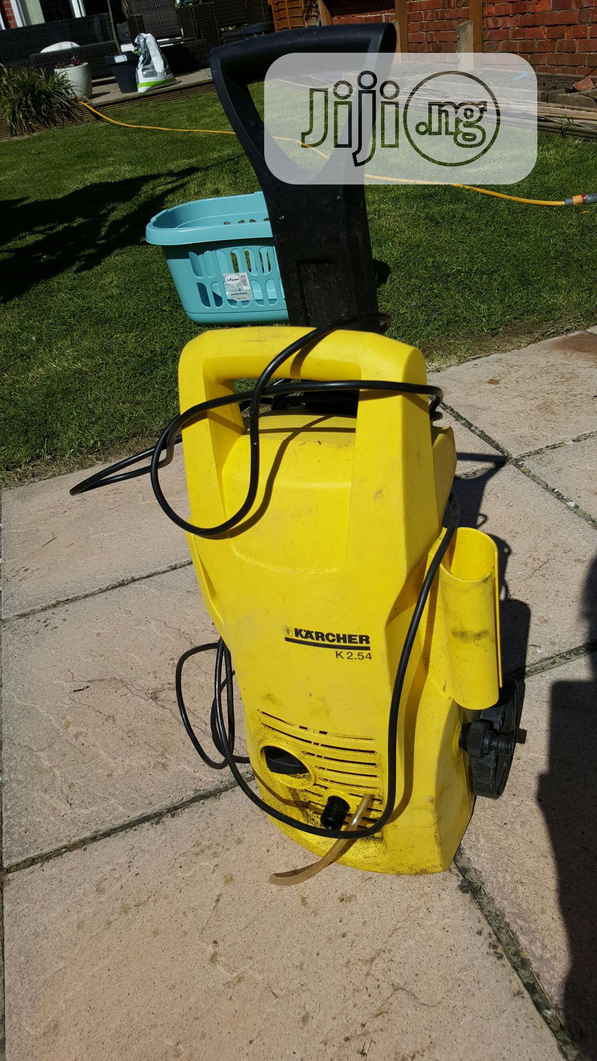 Karcher K2.54 High Pressure Washer For Domestic Uses