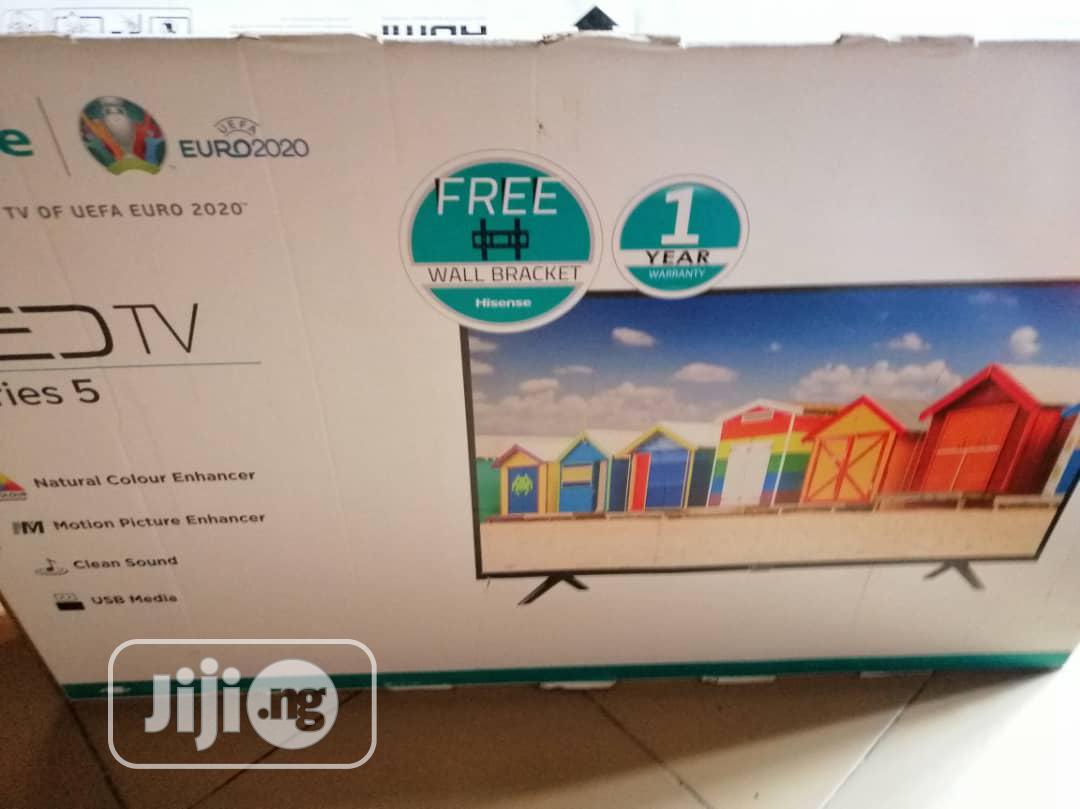 Brand New Hisense TV 43 Inches