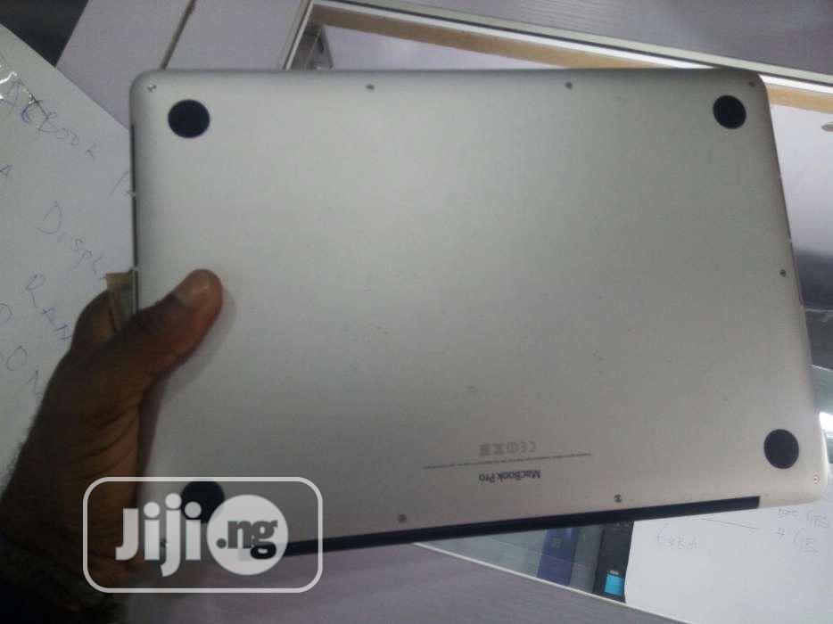 Laptop Apple MacBook Pro 4GB Intel Core I5 500GB | Laptops & Computers for sale in Gwarinpa, Abuja (FCT) State, Nigeria