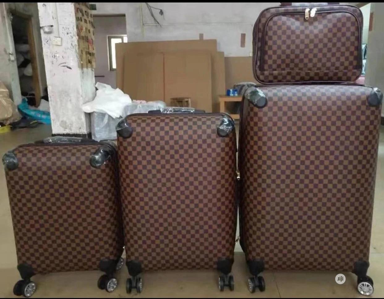 Archive: 4 In 1 Prada Luggage