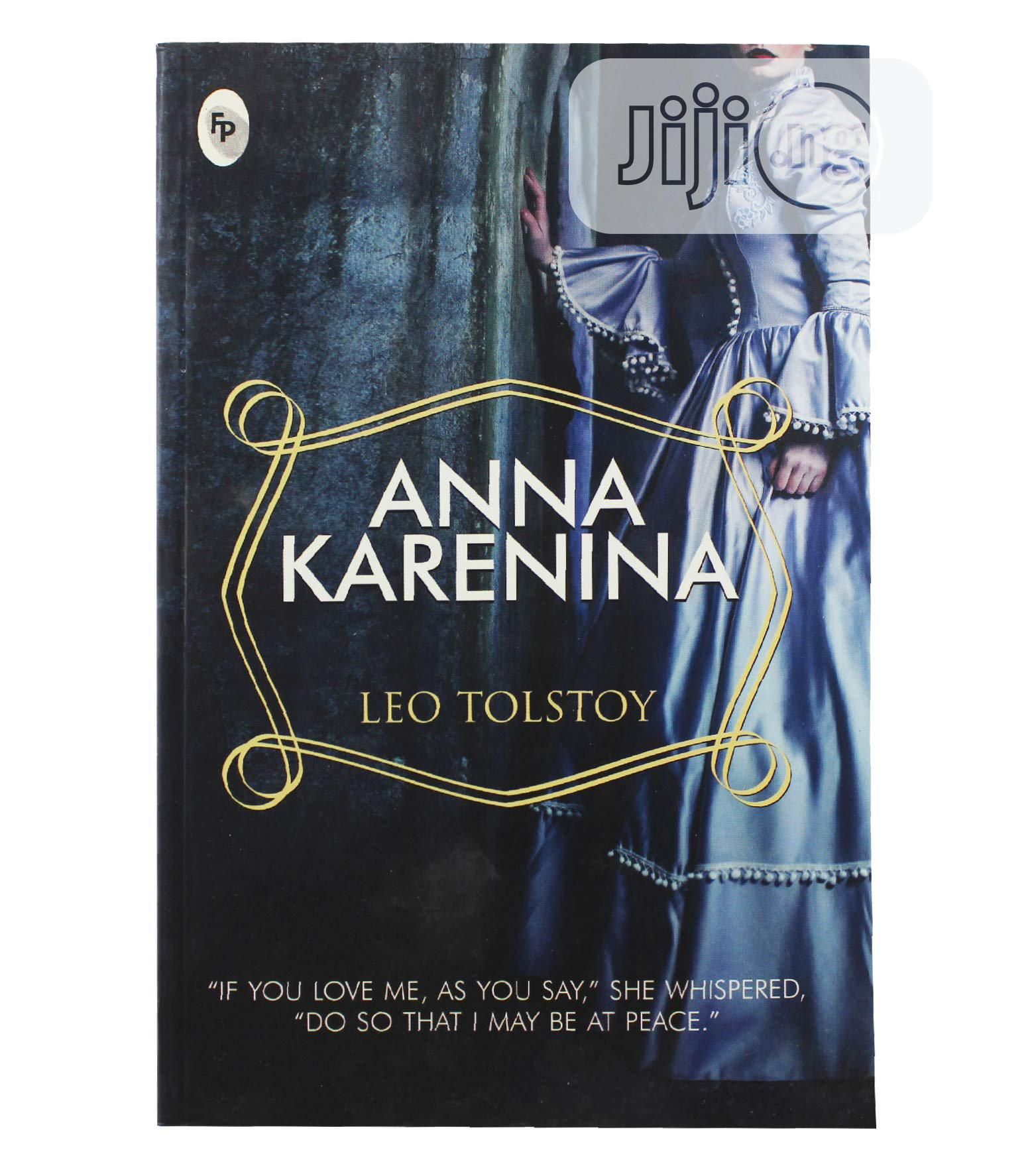 Anna Karenina Novel By Leo Tolstoy
