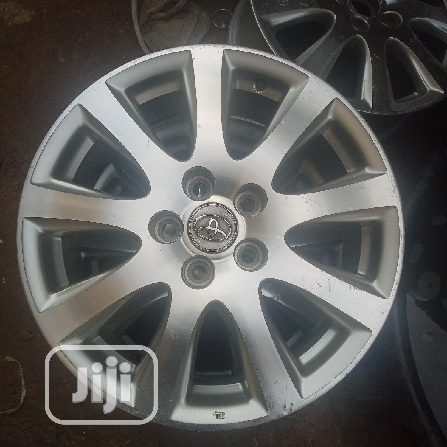 Archive: 17 Rim for Toyota Sienna