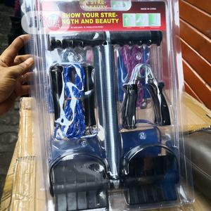 Tummy Trimmer Hand Grip, Skipping Rope, And Tummy Trimmer | Sports Equipment for sale in Lagos State, Alimosho