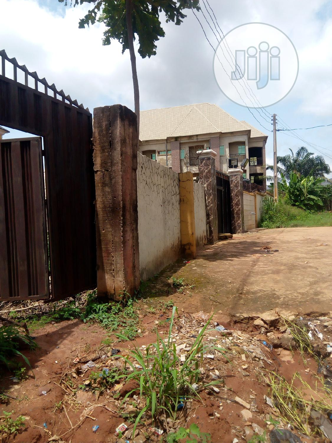 Bugalow Insinde 2plot Of Land For Sale At Old English Side | Houses & Apartments For Sale for sale in Awka, Anambra State, Nigeria