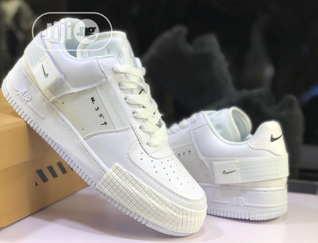 Nike Air Force 1 Low Sketch | Shoes for sale in Lagos Island (Eko), Lagos State, Nigeria