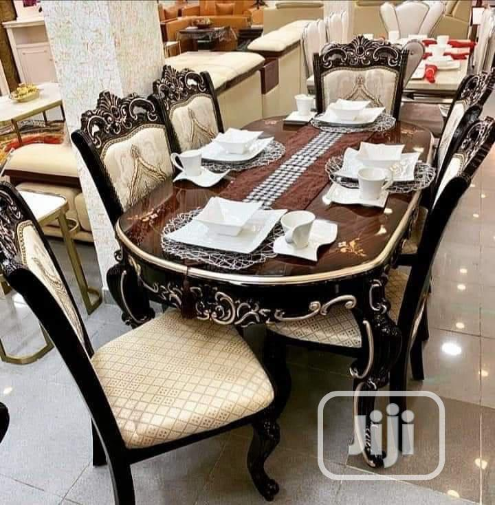 Turkish Royal Dining Table By 6