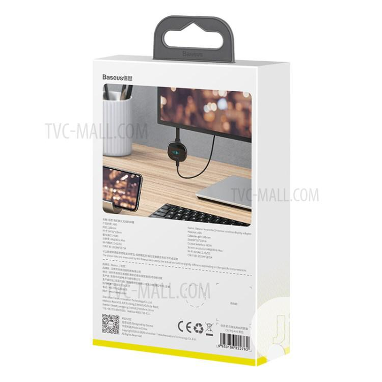 HDMI Wireless Display Adapter Baseus | Accessories & Supplies for Electronics for sale in Ikeja, Lagos State, Nigeria