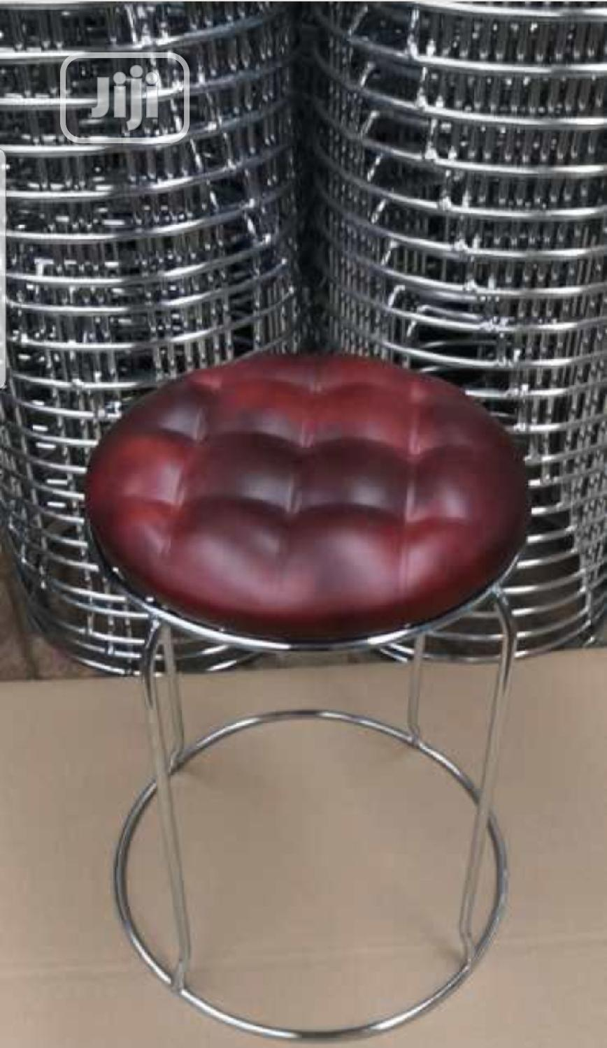 Ottoman Stool(Available In Colors)