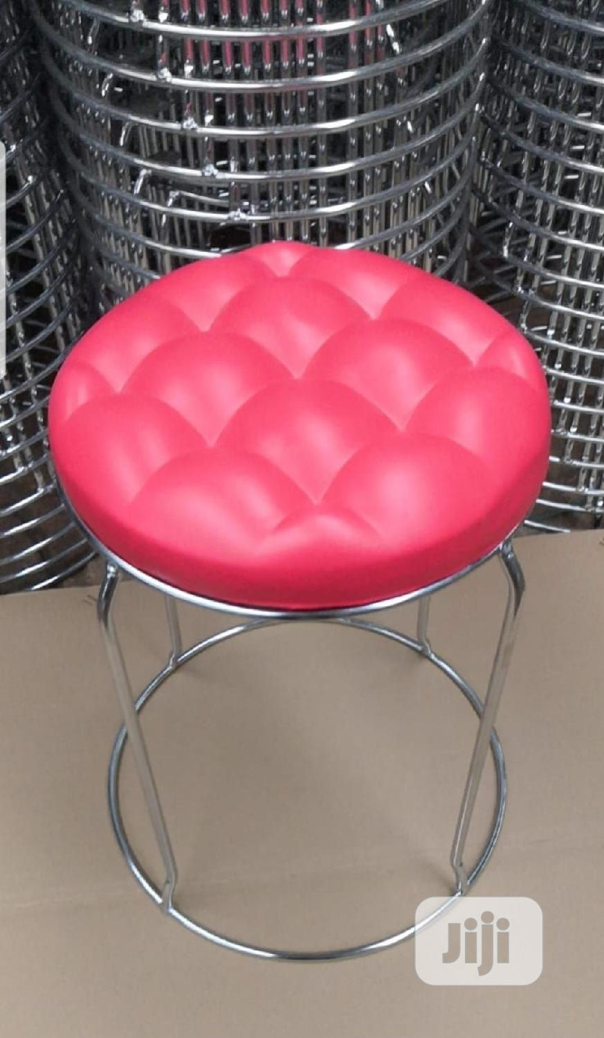 Ottoman Stool (Available In Different Colors)