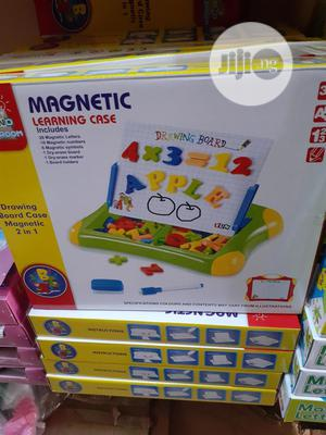 Magnetic Learning Case For Kids   Toys for sale in Lagos State, Lagos Island (Eko)