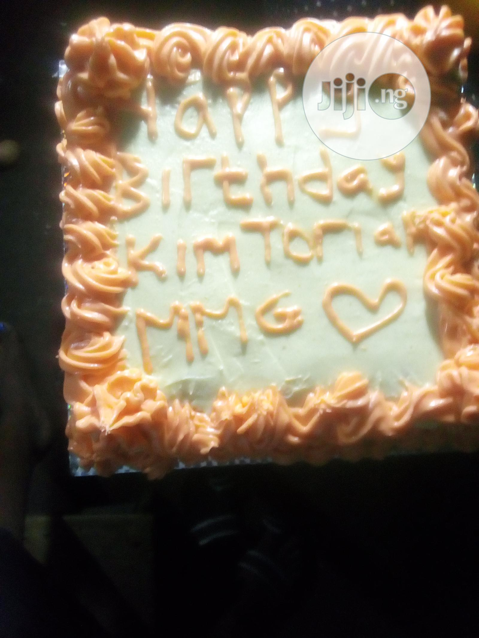 Birthday Cakes | Party, Catering & Event Services for sale in Yaba, Lagos State, Nigeria
