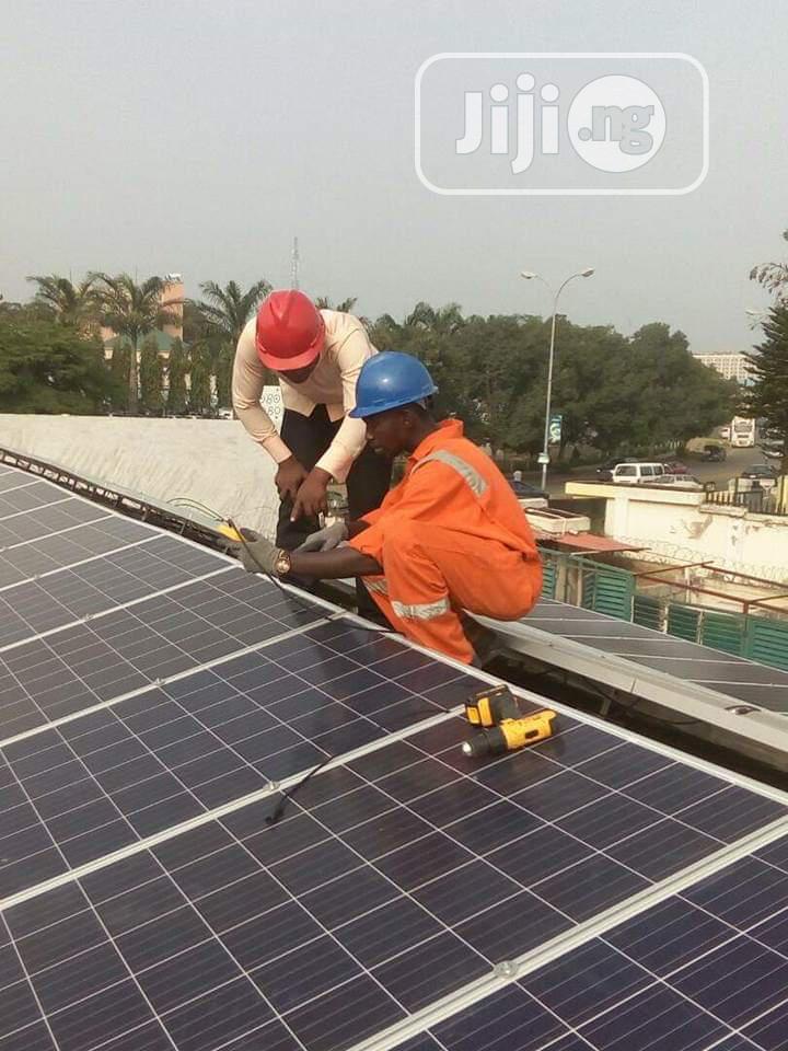 Solar Energy Installation And Maintenance
