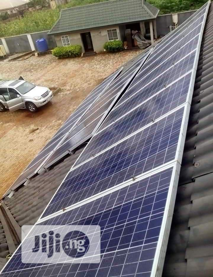 Solar Energy Installation And Maintenance | Building & Trades Services for sale in Gwarinpa, Abuja (FCT) State, Nigeria