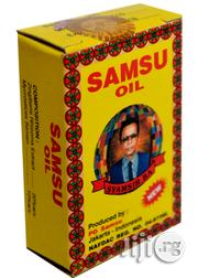 Samsu Oil - Cure For Quick Ejaculation- 2 Boxes | Sexual Wellness for sale in Lagos State