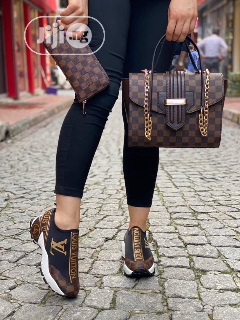Archive: Louis Vuitton Shoe And Bag