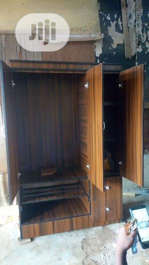 Wardrobe 4by6   Furniture for sale in Abuja (FCT) State, Lugbe District
