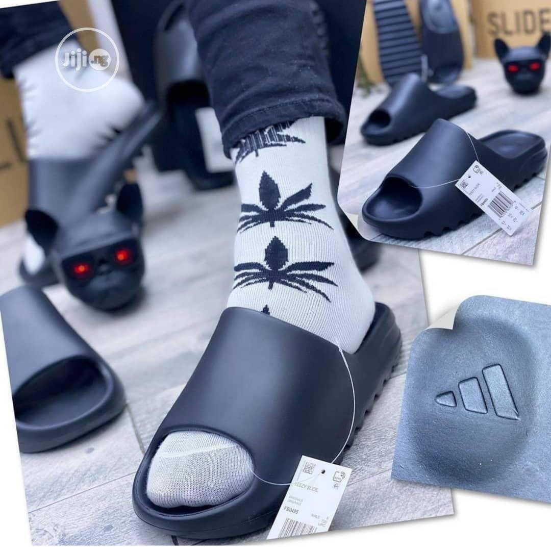 Original Adidas Yeezy Slides