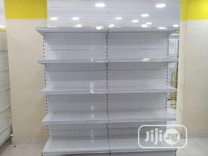 Brobdingnagian Metal Shelf | Store Equipment for sale in Lagos State, Agboyi/Ketu