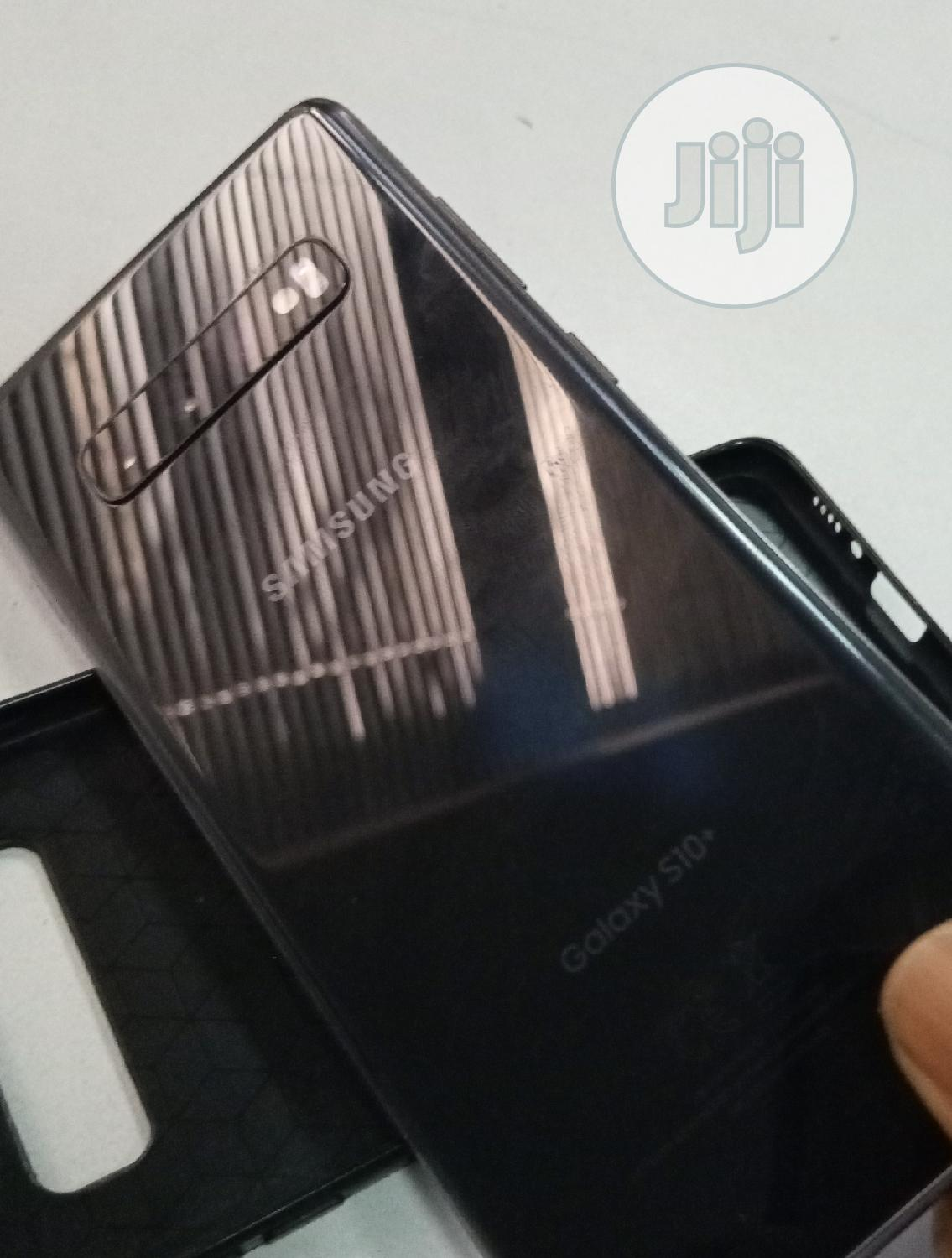 Samsung Galaxy S10 Plus 128 GB Black | Mobile Phones for sale in Port-Harcourt, Rivers State, Nigeria