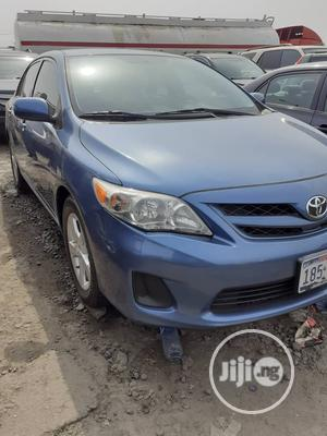 Toyota Corolla 2013 Blue | Cars for sale in Lagos State, Apapa