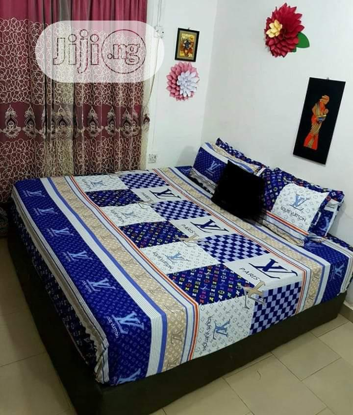 Versace Bedspread And Pillow Cases | Home Accessories for sale in Alimosho, Lagos State, Nigeria