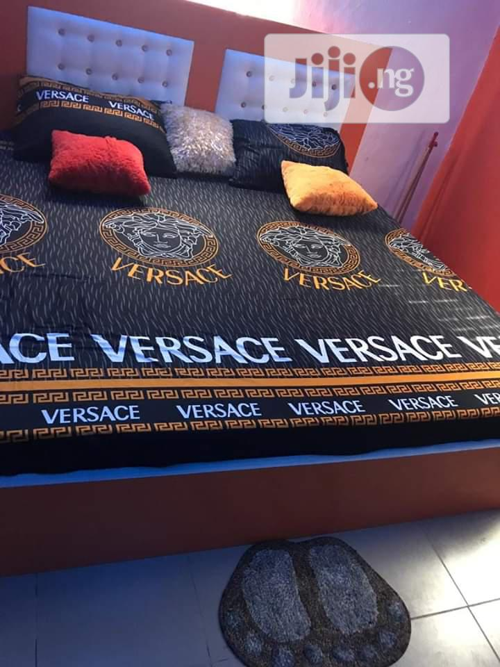 Versace Bedspread And Pillow Cases