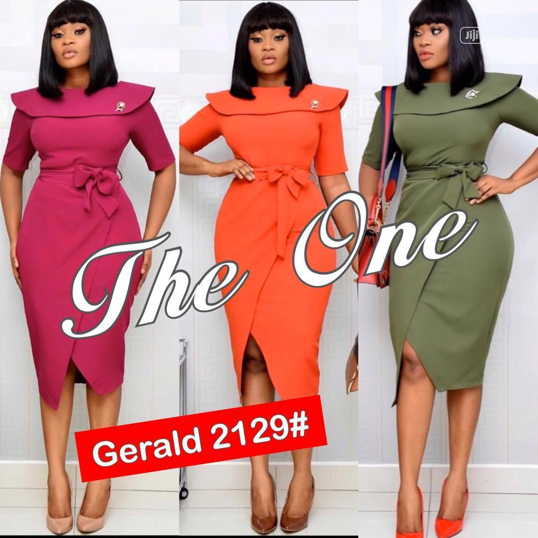 Dress For Ladies/Women Available In Different Size   Clothing for sale in Lekki Phase 1, Lagos State, Nigeria