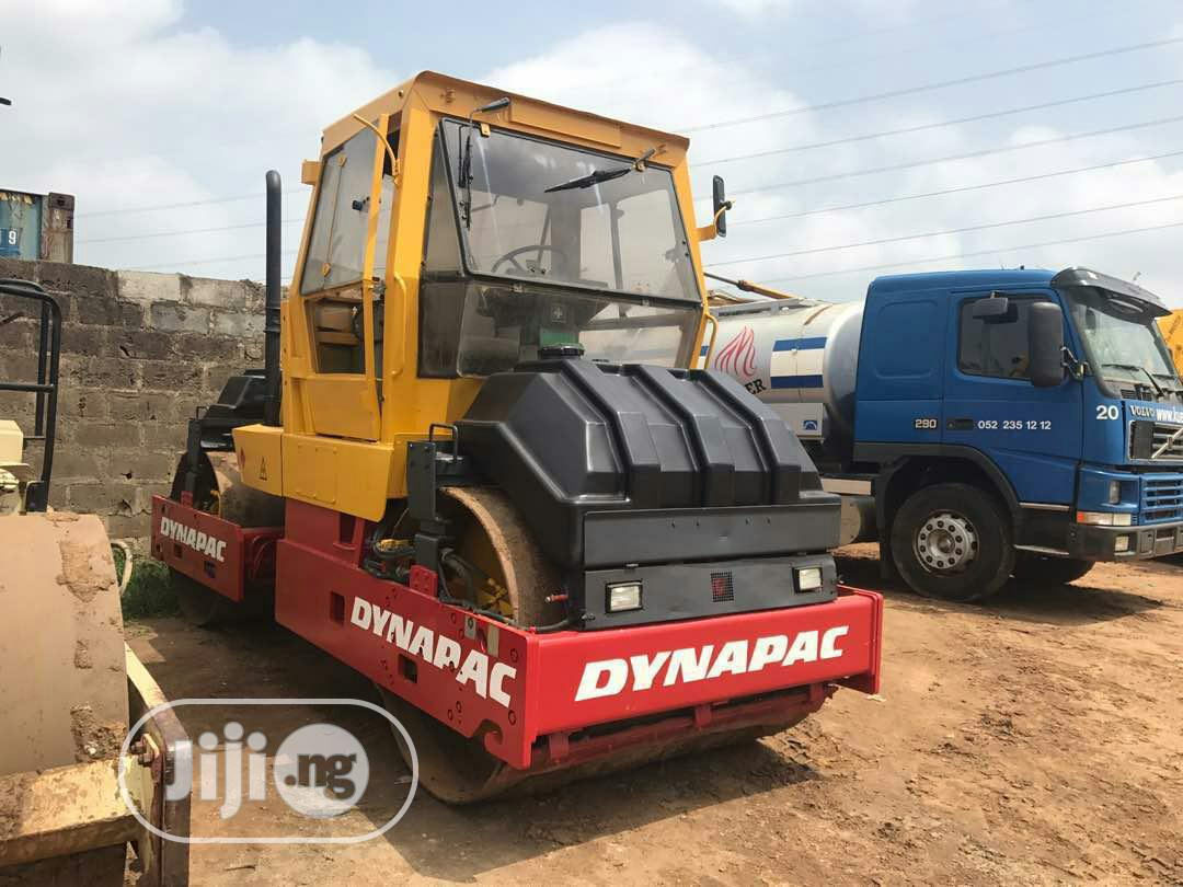 Dynapac RAND Smooth Roller | Heavy Equipment for sale in Magodo, Lagos State, Nigeria
