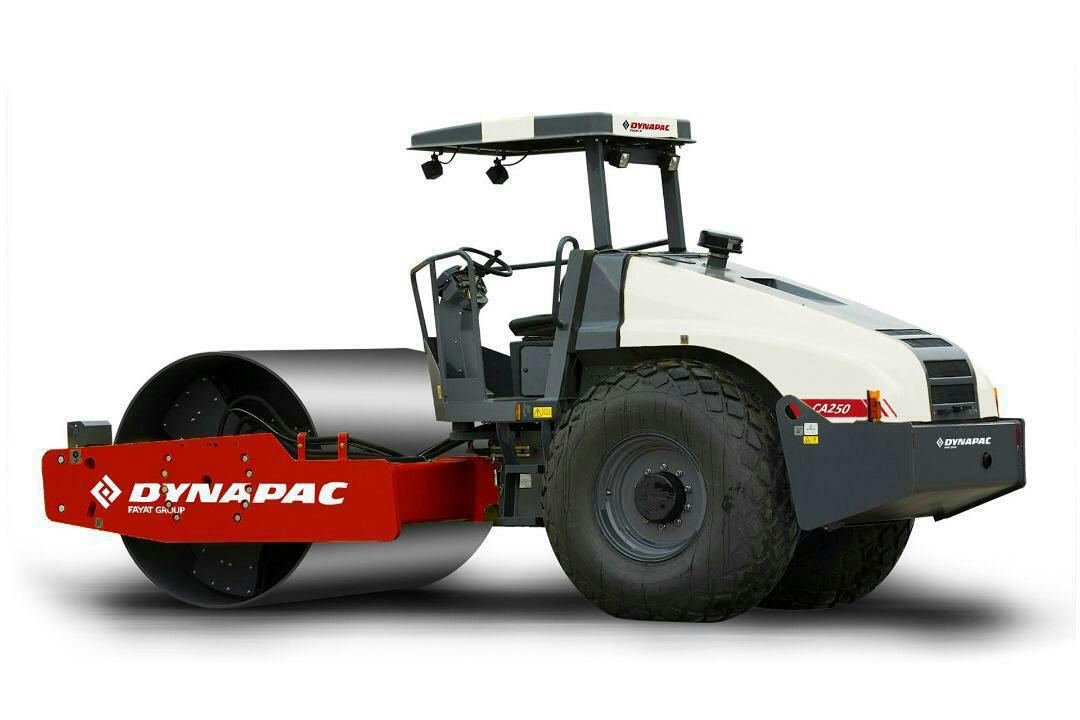 Dynapac RAND Smooth Roller