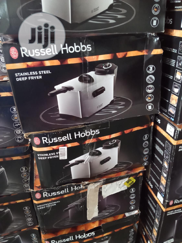 High Quality Russell Hobbs Deep Fryer