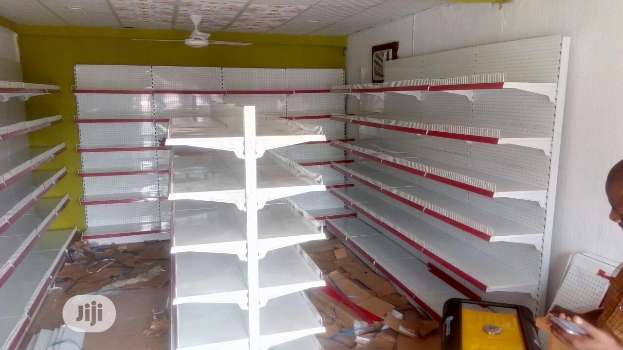 Africa Choice Supermarket Shelves